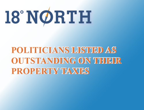 POLITICIANS LISTED AS OUTSTANDING ON THEIR PROPERTY TAXES